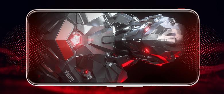 nubia Red Magic 3S スピーカー