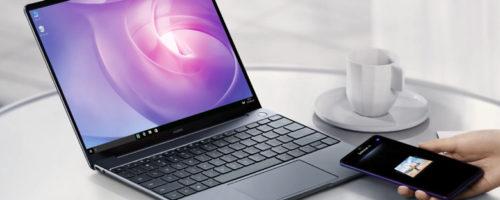 HUAWEI MateBook 13 - コンパクトな高性能モバイルノートにGeForce搭載モデルが追加されました