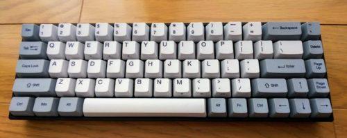 AKKO 3068 レビュー - Cherry MX青軸を使ったコンパクトなメカニカルキーボード。有線とBluetooth両対応です。実力は?(実機レビュー)