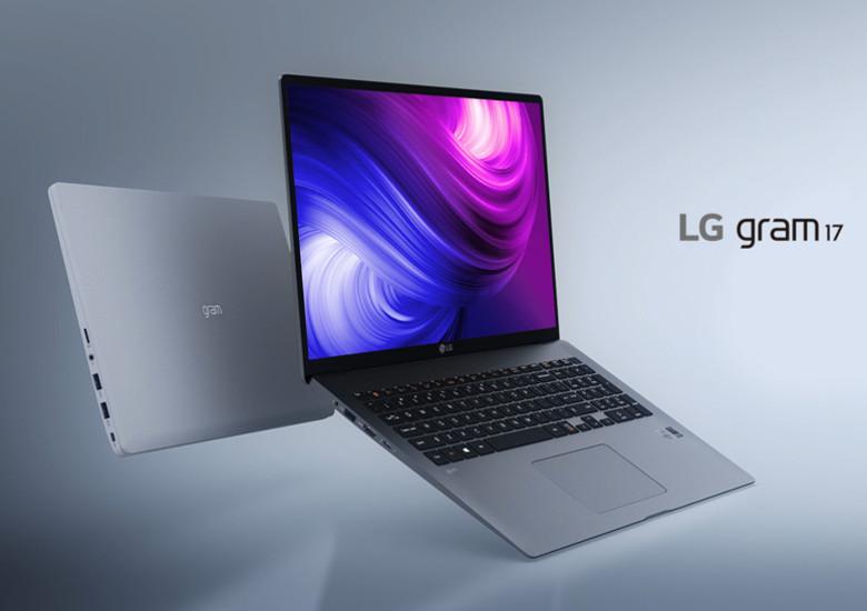 LG gram 17Z90N