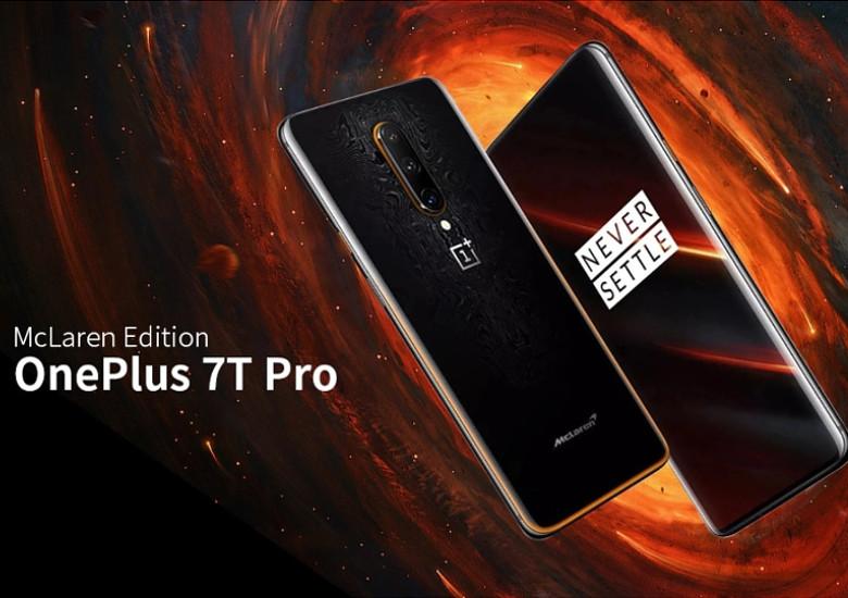 OnePlus 7T Pro McLaren Edition