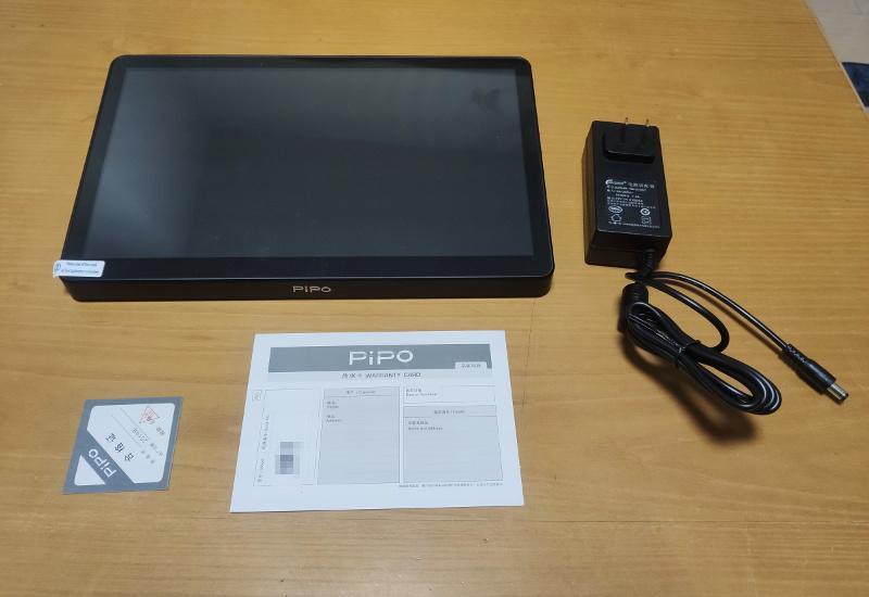 PIPO X15 レビュー