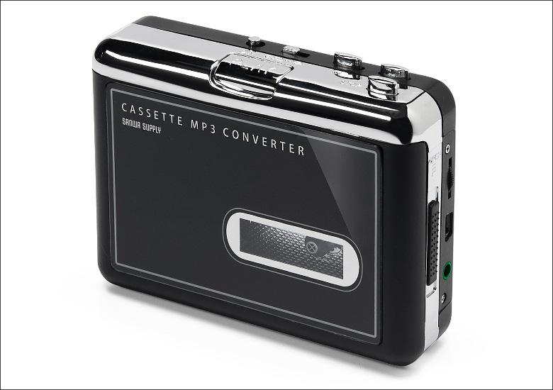 サンワサプライ カセット変換プレーヤー 400-MEDI002