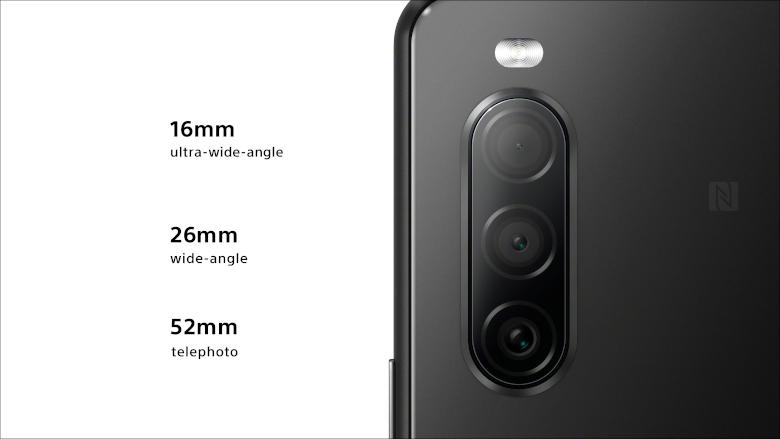 Xperia 10 IIカメラ