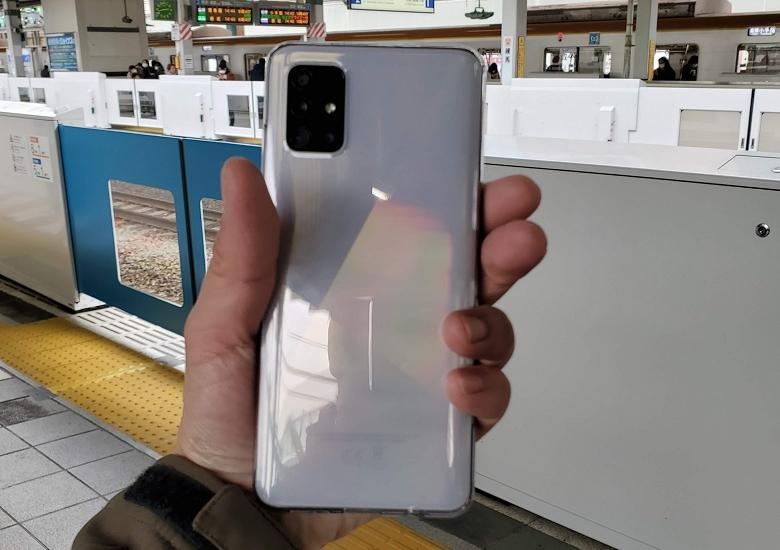 Galaxy A51 実機レビュー