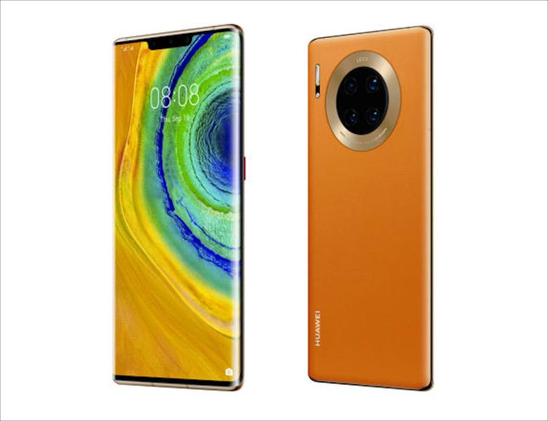 Huawei Mate 30 Pro 5G 筐体