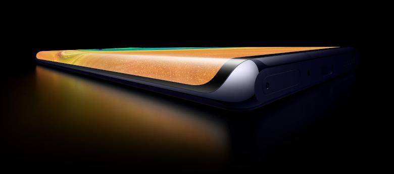 Huawei Mate 30 Pro 5G ディスプレイ