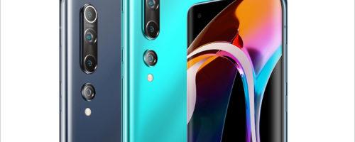 Xiaomi Mi 10 - Xiaomiの最新フラッグシップモデルはカメラも内蔵スピーカーも強化!8K動画撮影も可能です