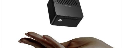 CHUWI LarkBox - クラウドファンディングに新たなストレッチゴールが!こんどは超小型キーボードです!