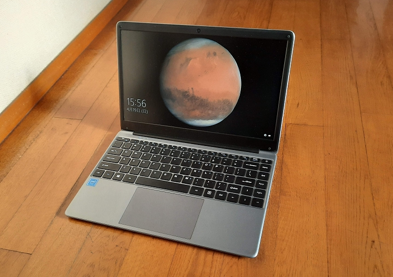 CHUWI HeroBook Pro 実機レビュー