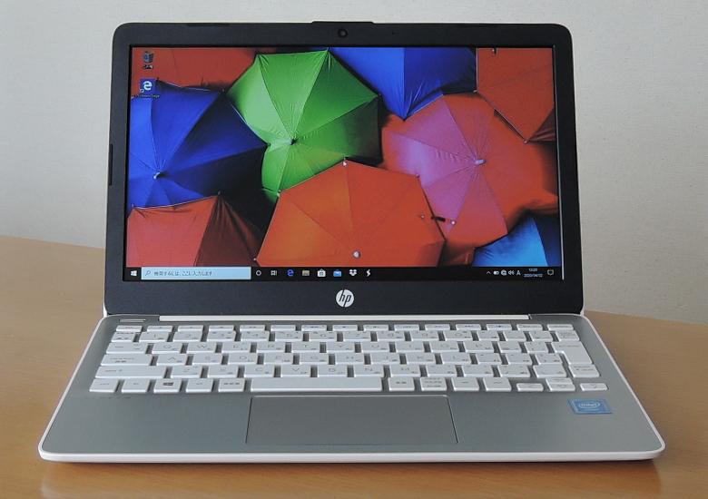 HP Stream 11-ak0000 正面