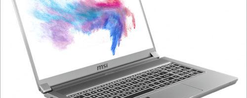 MSI Creator 17 - ディスプレイに「世界初のミニLED採用」!CPUとGPUも超高性能な17.3インチクリエイターノート