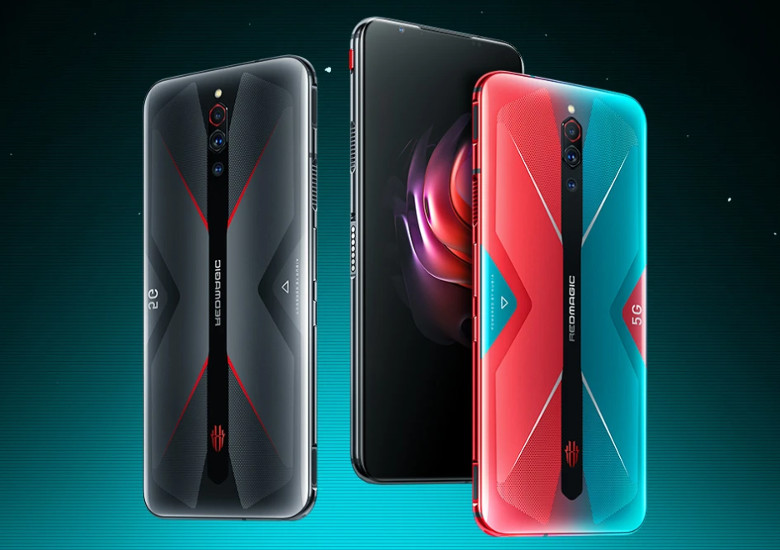 nubia RedMagic 5G 販売開始