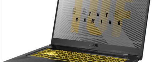 ASUS TUF Gaming A15 / A17 - 15.6インチと17.3インチの頑丈で購入しやすい価格のゲーミングノートにも最新世代のRyzenが搭載されました!