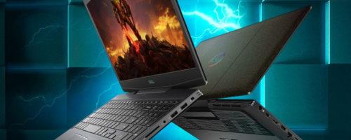 Dell G5 15(5500/5505)- 15.6インチノートPC、「デルのG」が新しくなりました!第3世代Ryzen Mobile搭載モデルも!