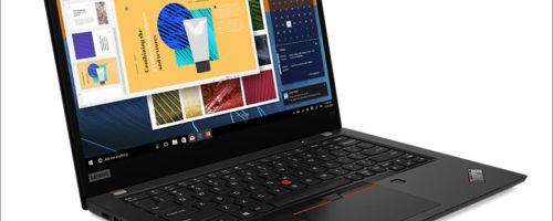 Lenovo ThinkPad X13 Gen 1 / X13 Yoga Gen 1 - ThinkPadシリーズの13.3インチ「王道」モバイルノートが最新スペックで登場!