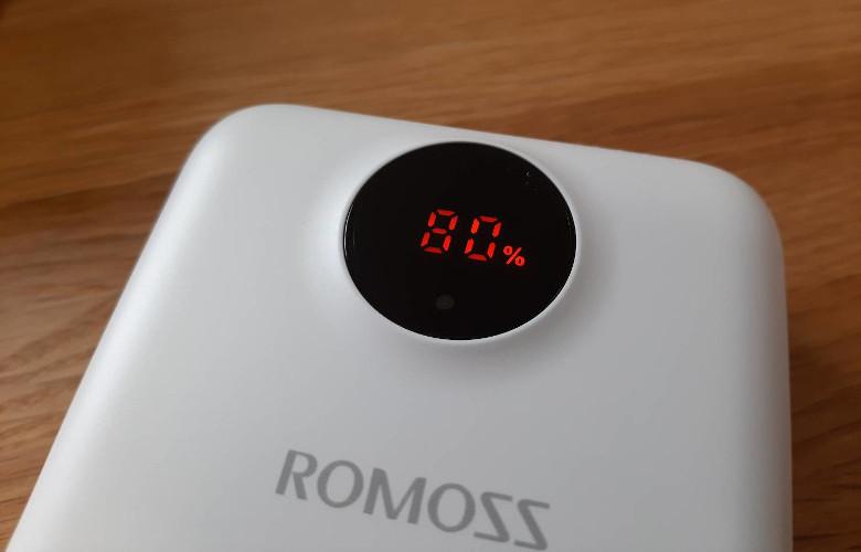 ROMOSS SW30+ レビュー
