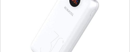 ROMOSS SW30+ レビュー - 26,800mAhの大容量なのに安価なモバイルバッテリー、その実力は?(実機レビュー)