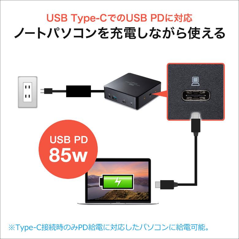 サンワサプライ USB-CVDK5