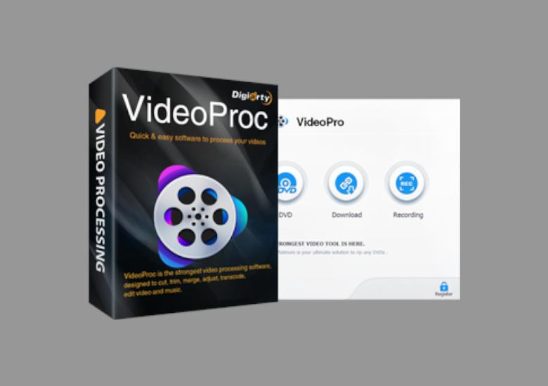 videoproc トップ