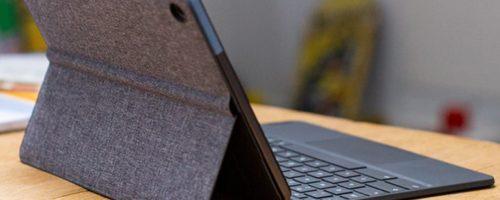 Lenovo IdeaPad Duet Chromebook - 注目の10.1インチ、デタッチャブル2 in 1のChromebook、JIS配列キーボード付属で日本発売!