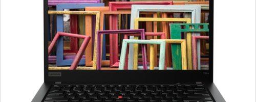 Lenovo ThinkPad T14s - こっそり自分のThinkPadを買い換えたい!?14型ハイパフォーマンス・スリム・ノートが発売されました!