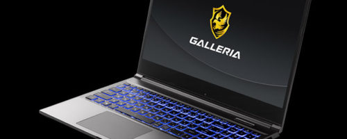 ドスパラ GALLERIA GCL2060RGF-T - 15.6インチで薄型・軽量なゲーミングノート。第10世代Core i7とGeForce RTX2060搭載です