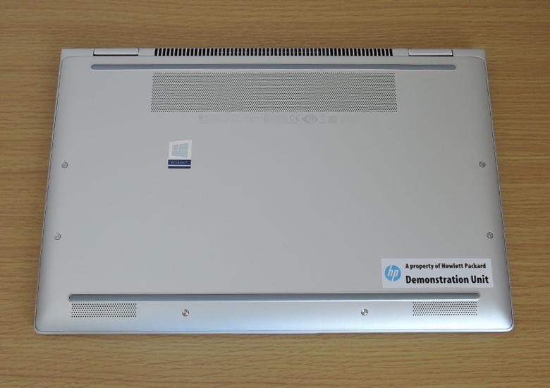 HP Elitebook X360 1040 G6 底面