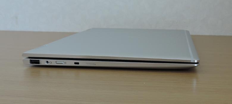 HP Elitebook X360 1040 G6 左側面