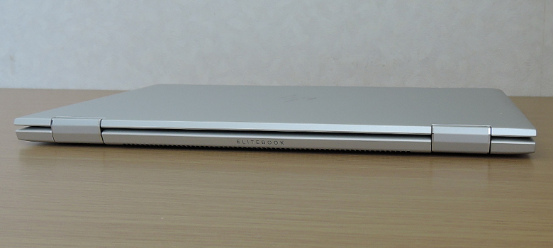 HP Elitebook X360 1040 G6 背面