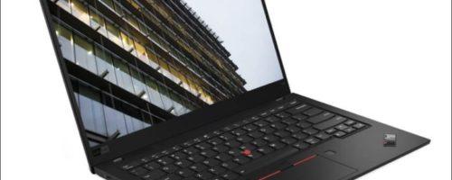 Lenovo ThinkPad X1 Carbon Gen 8 - ThinkPadモバイルのフラッグシップ機がニューモデルに!キープコンセプトながら、「やっぱり欲しい!」