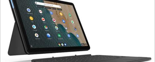 話題のIdeaPad Duet Chromebookが発売されました!ThinkPadシリーズもニューモデルが続々!Lenovoクーポン、セール情報