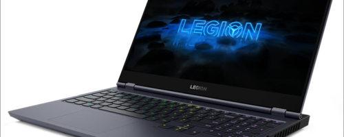 Lenovo LEGION 750i - 240Hzのディスプレイに圧倒されるLEGIONシリーズの15.6インチフラッグシップ・ゲーミングノート