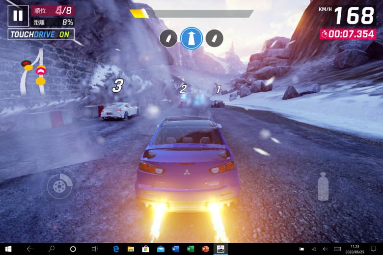 Microsoft Surface Go 2 Asphalt 9
