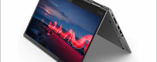 Lenovo ThinkPad X1 Yoga Gen 5 - ThinkPadシリーズのフラッグシップ2 in 1、「黒くない」し「アルミ筐体」なのが珍しい!