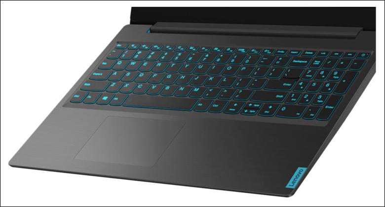 IdeaPad L340 Gamingのキーボード画像