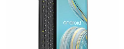 F(x)tec Pro1 - スライド式QWERTYキーボードを搭載するAndroid スマホ(PDA)。これは面白そうです!