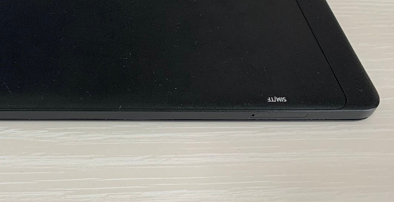 ALLDOCUBE iPlay 20 左側面