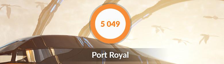 ASUS ROG Strix Scar 15 G532LWS Port Royal