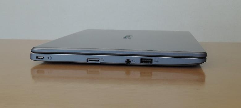 ASUS Chromebook C223NA 左側面
