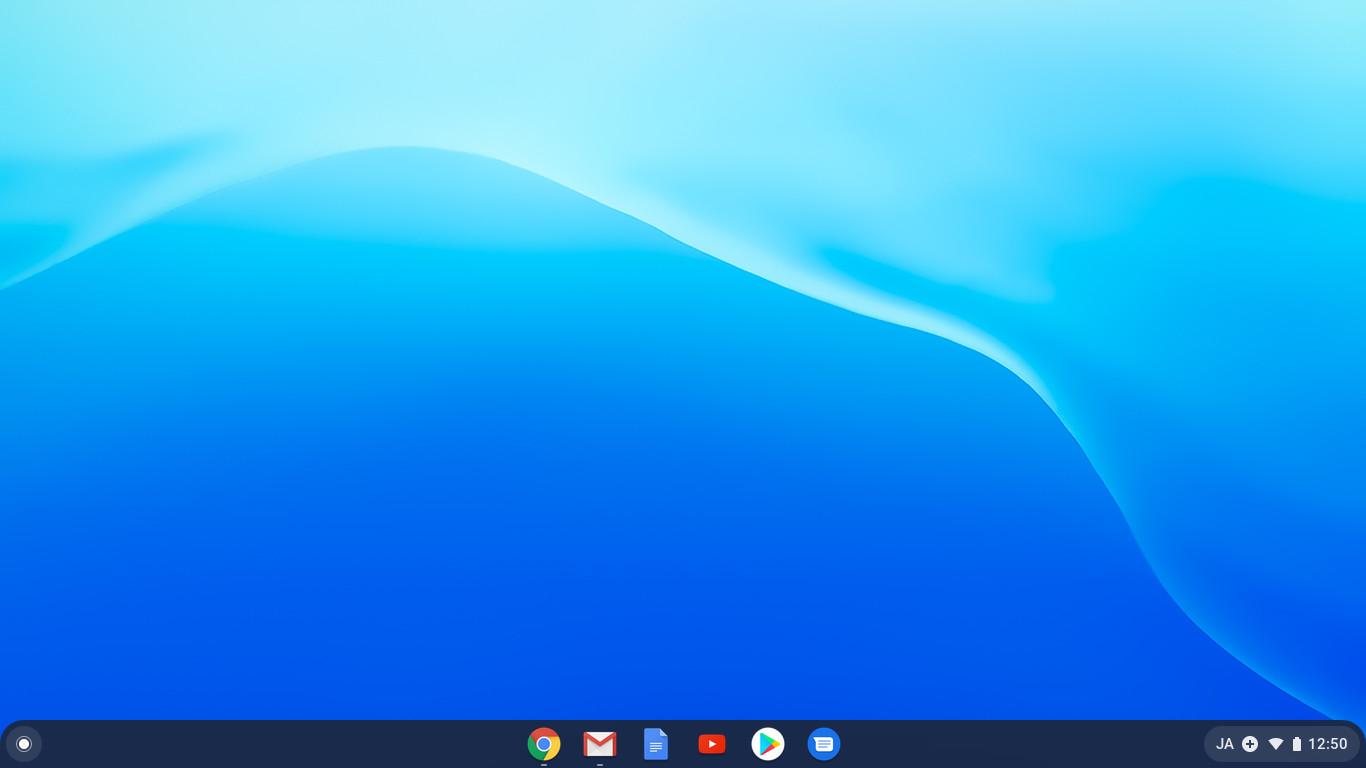 ASUS Chromebook C223NA デスクトップ