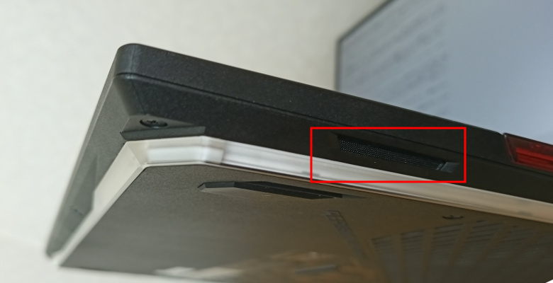 ASUS ROG Strix Scar 15 G532LWS スピーカー