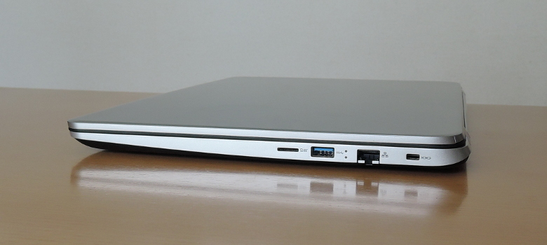 ドスパラ DX-C5 右側面