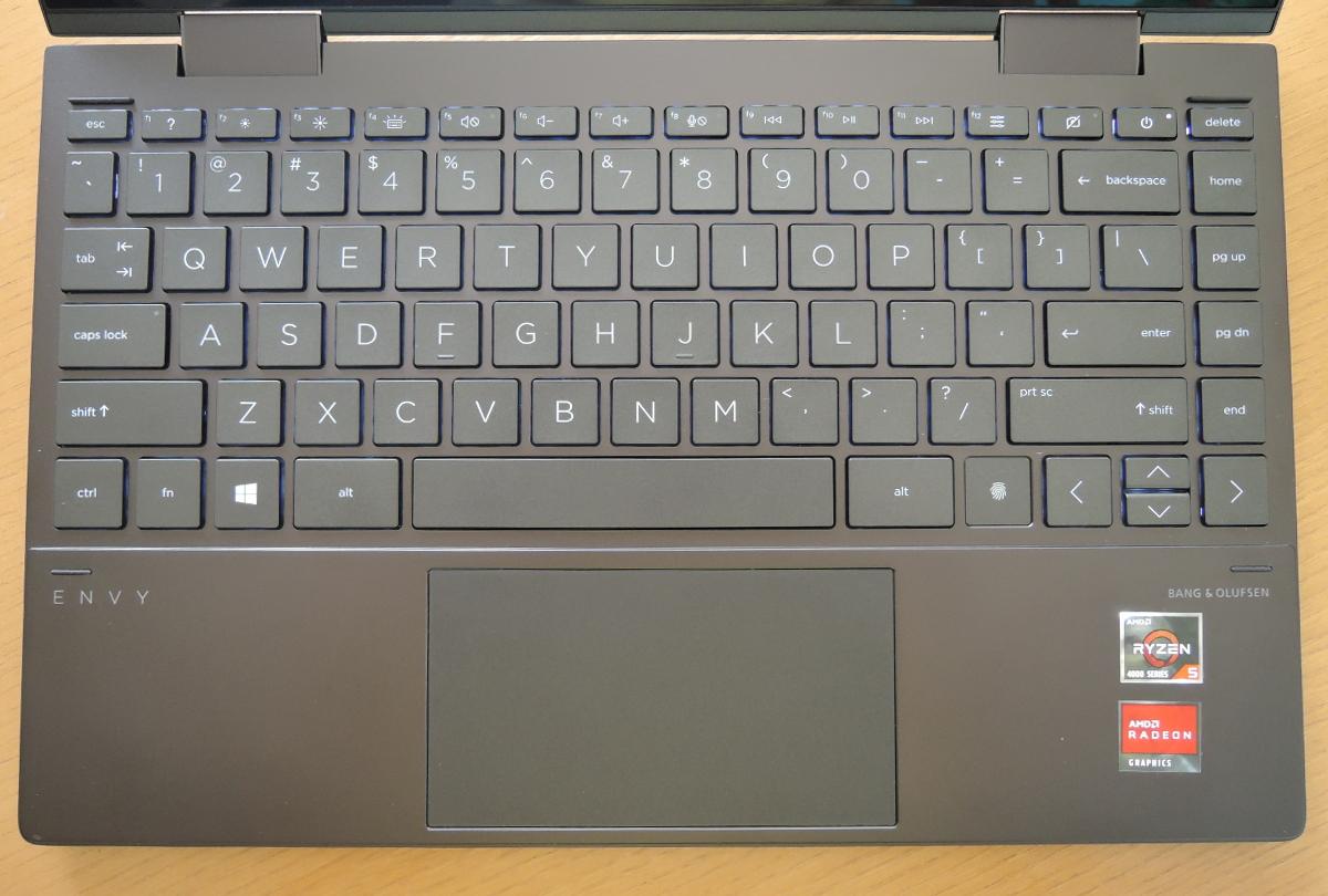 HP ENVY x360 13(ay0000)キーボード