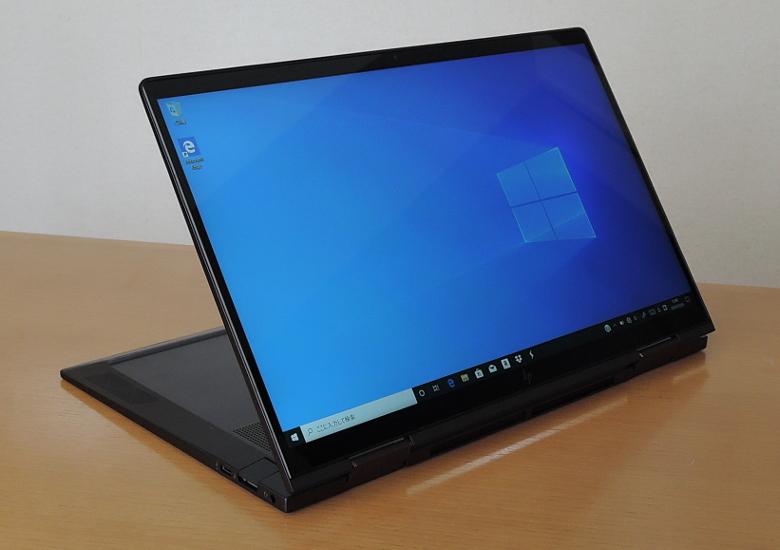 HP ENVY x360 13(ay0000)スタンドモード