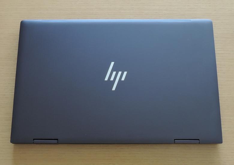 HP ENVY x360 13(ay0000)天板