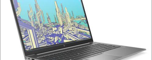 HP ZBook Firefly 14 G7 / Firefly 15 G7 - GPUにQuadroを搭載し、モバイルノート並みに軽量なワークステーション