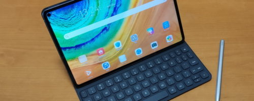 HUAWEI MatePad Proの実機レビュー - ため息が出るくらい圧倒される、HUAWEI渾身のAndroidタブレット