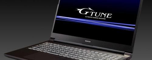 マウス G-Tune P5(2020)- 15.6インチのエントリー・ゲーミングノート。性能がアップし、ひとまわりコンパクトになりました