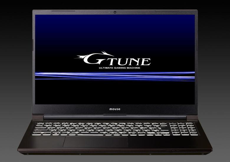 マウス G-Tune P5(2020)